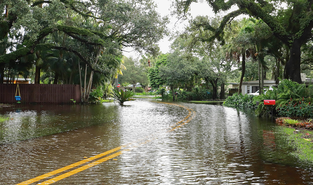Buying Commercial Flood Insurance in Tampa Florida
