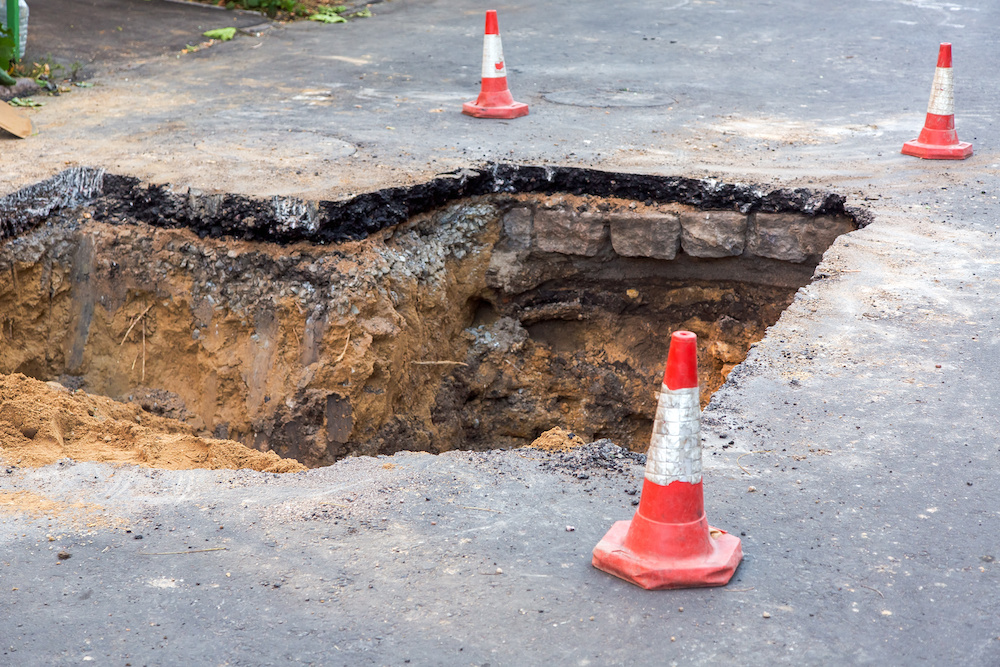 What is Sinkhole Coverage?